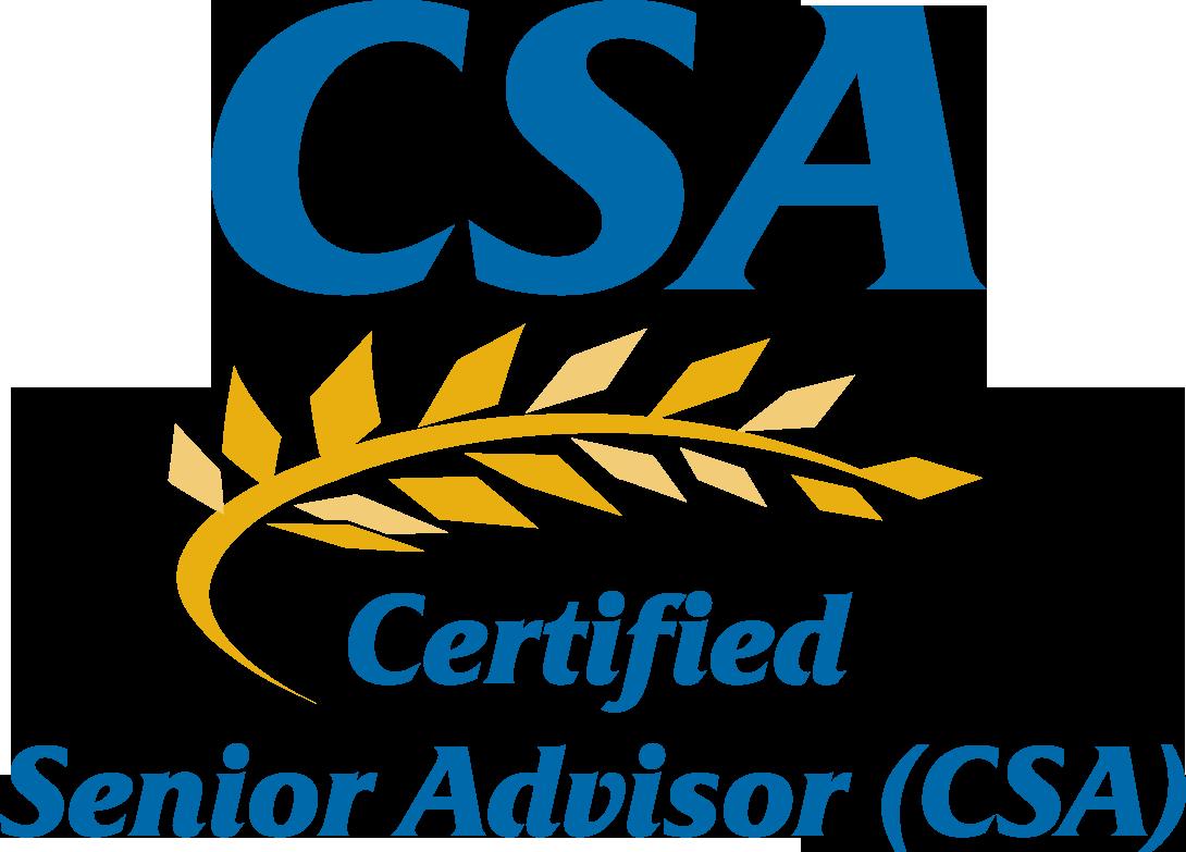 CSA Certified Senior Timeshare Advisor