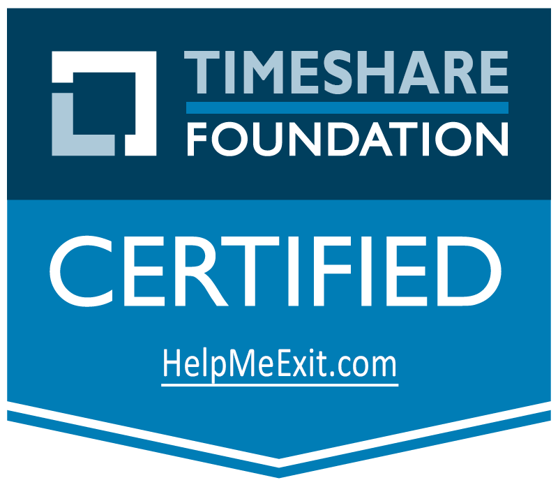 Timeshare Foundation Certified