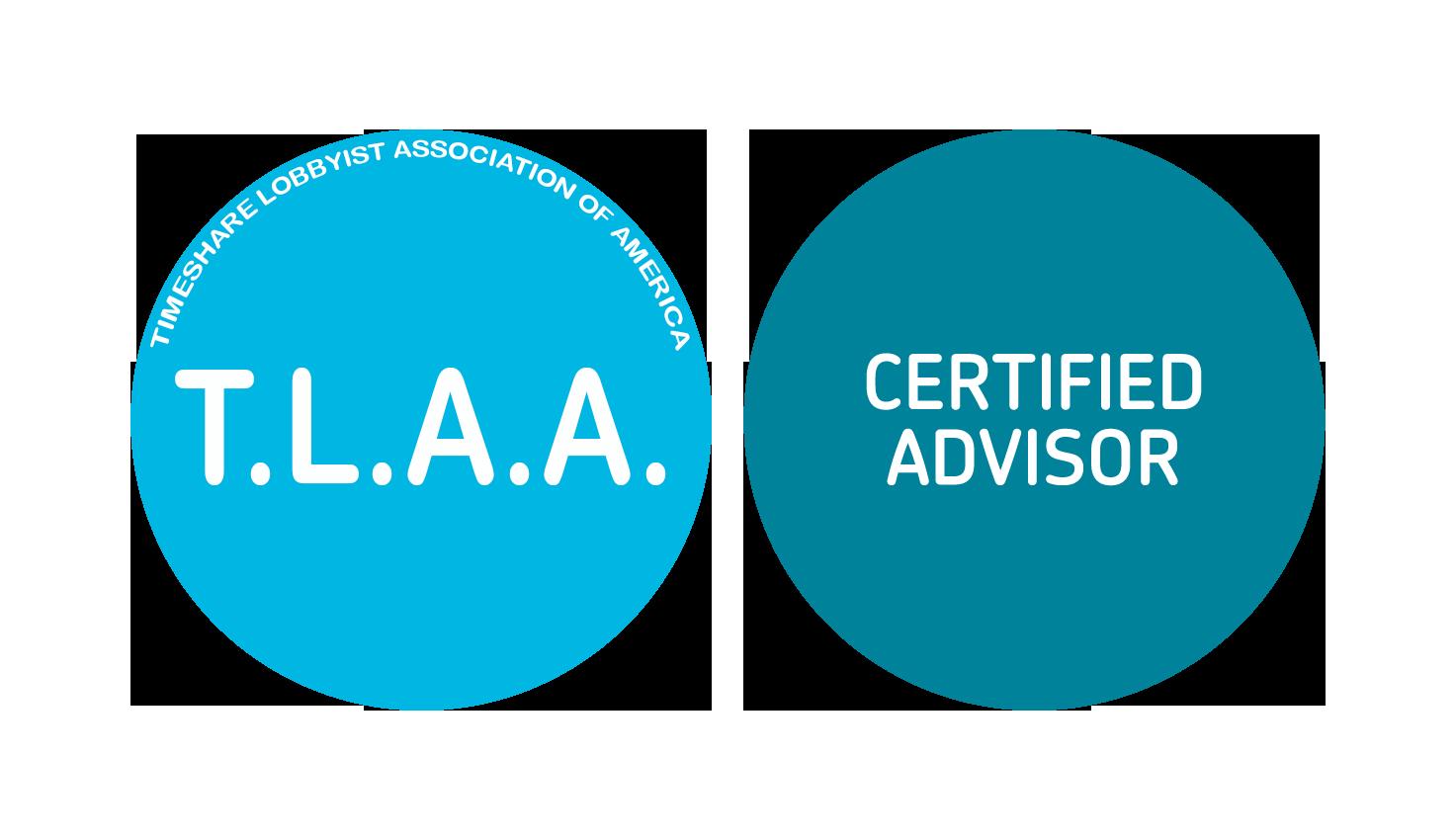 Timeshare Lobbyist Assoc. Certified Advisor