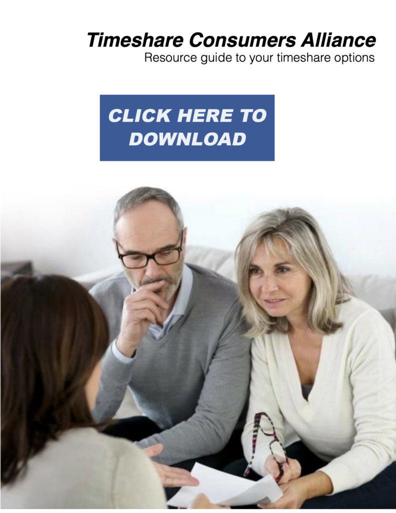 Download the free timeshare exit resource and guide